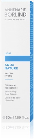 Image of AQUANATURE Soothing Day Cream Light