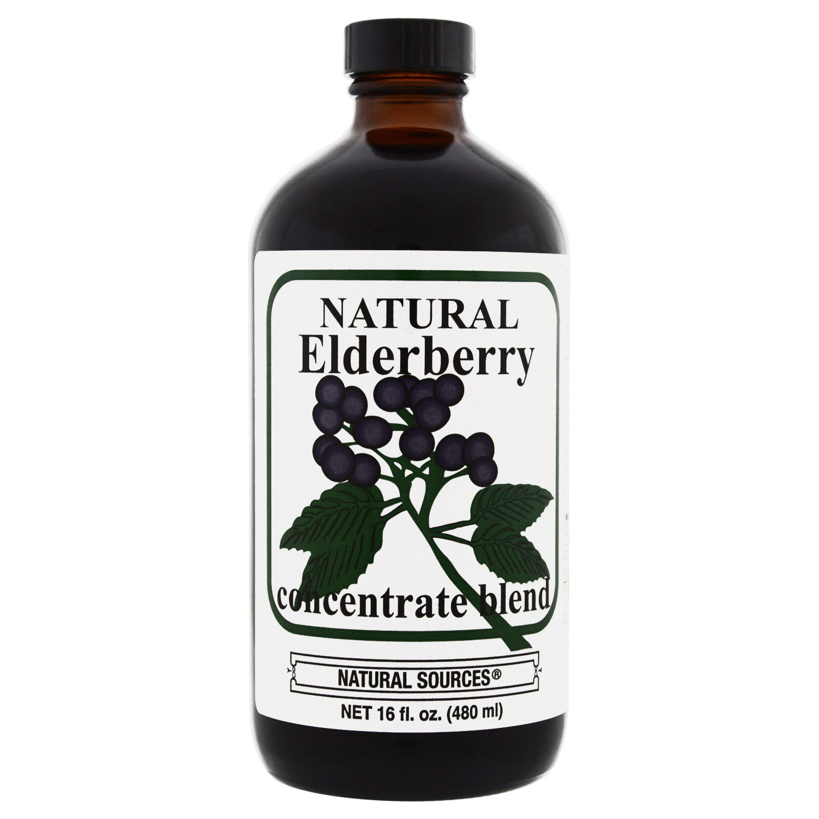 Image of Elderberry Concentrate