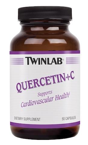 Image of Quercetin + C