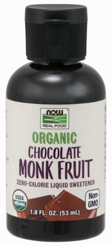 Image of Monk Fruit Liquid Organic Chocolate