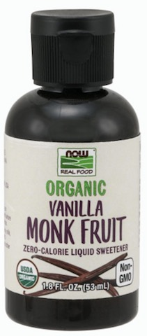 Image of Monk Fruit Liquid Organic Vanilla