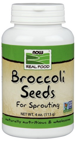 Image of Sprouting Aids & Seeds Broccoli Seeds