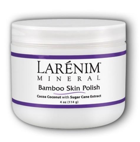Image of Skin Care Bamboo Skin Polish (Facial Scrub)