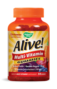 Image of Alive!® Multi-Vitamin Gummies