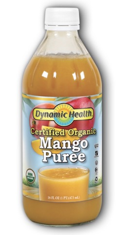 Image of Mango Puree Liquid Organic