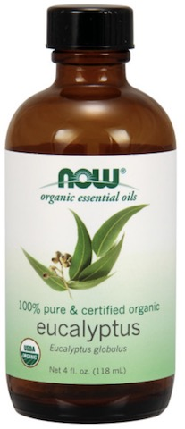 Image of Essential Oil Eucalyptus Globulus Organic