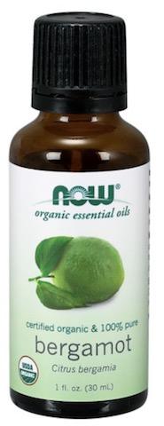 Image of Essential Oil Bergamot Organic