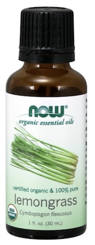 Image of Essential Oil Lemongrass Organic