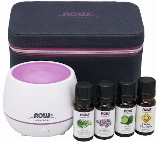 Image of Essential Oil Kit The Gift Set