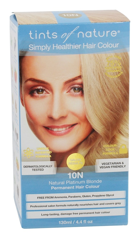 Image of Permanent Colour 10N Natural Platinum Blonde