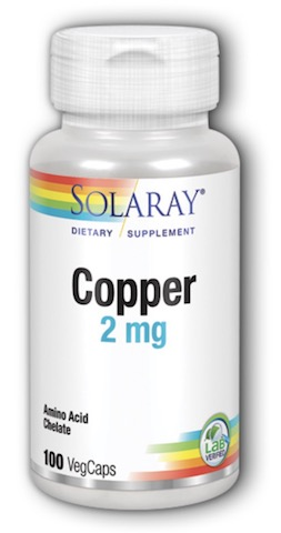 Image of Copper 2 mg