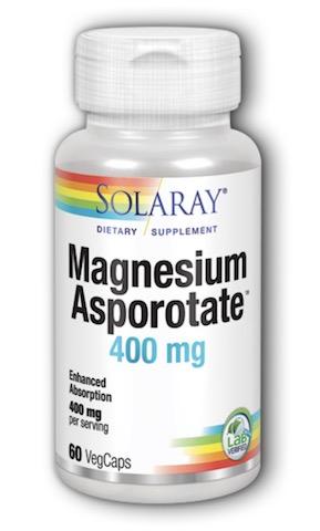 Image of Magnesium Asporotate 400 mg (200 mg each)