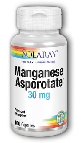 Image of Manganese Asporotate 30 mg