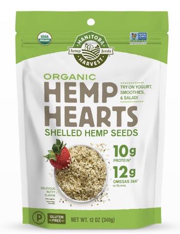 Image of Hemp Hearts Organic (raw shelled)