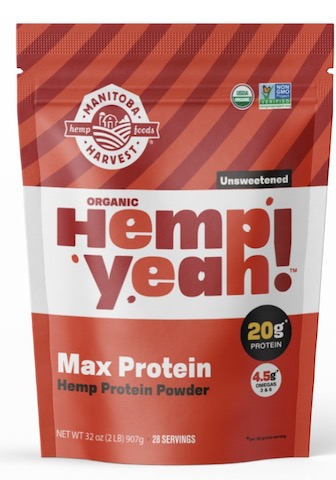 Image of Hemp Yeah! Max Protein (Hemp Protein Powder)