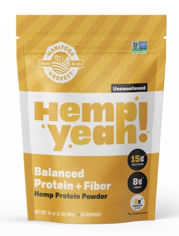 Image of Hemp Yeah! Balanced Protein + FIber (Hemp Protein Powder)
