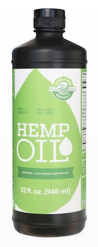 Image of Hemp Oil Liquid