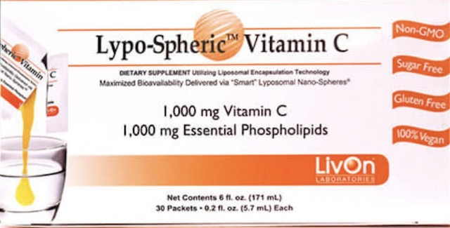 Image of Lypo-Spheric Vitamin C 1000 ng
