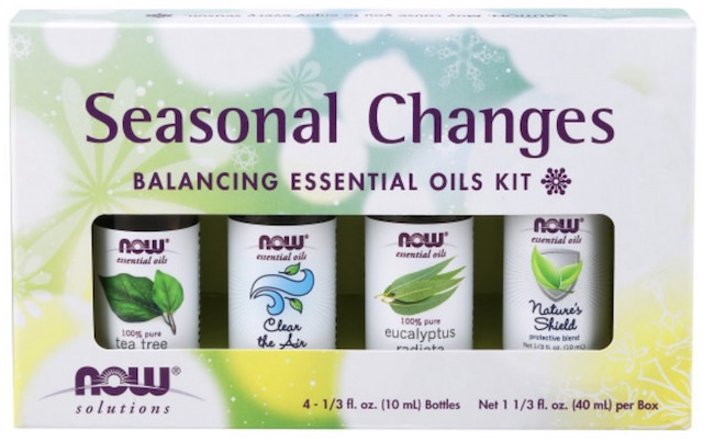 Image of Essential Oil Kit Balancing Seasonal Changes