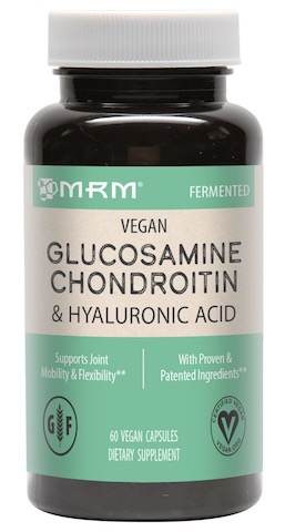 Image of Vegan Glucosamine, Chondroitin and Hyaluronic Acid