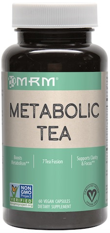 Image of Metabolic Tea Capsule