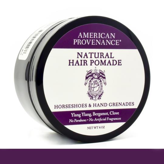 Image of Hair Pomade Horseshoes & Hand Grenades