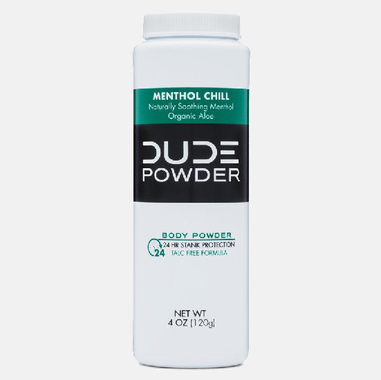 Image of DUDE Powder - Menthol Chill