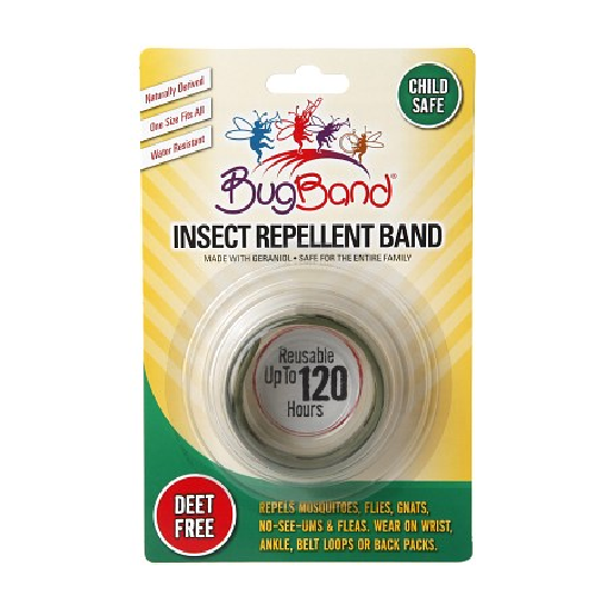 Image of BugBand Insect Repelling Band