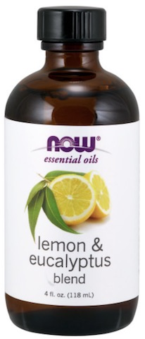 Image of Essential Oil Blend Lemon Eucalyptus