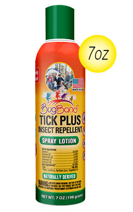 Image of BugBand Tick Plus Spray –  7-oz. Family Size Can