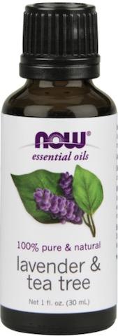 Image of Essential Oil Blend Lavender & Tea Tree