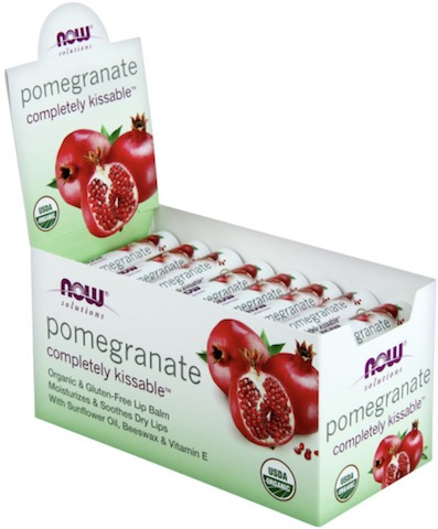 Image of Completely Kissable Lip Balm Pomegranate