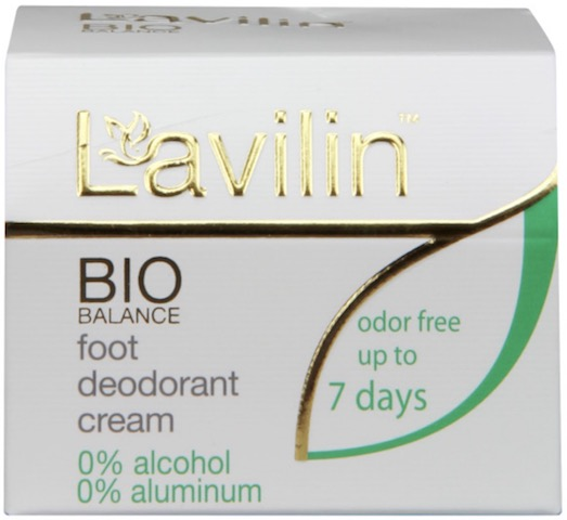 Image of Lavilin FOOT Deodorant Cream