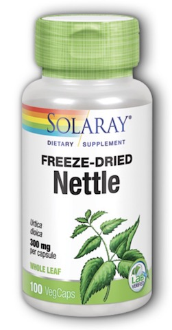 Image of Nettle Leaves 300 mg Freeze Drried