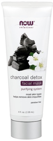 Image of Facial Care Charcoal Detox Facial Mask
