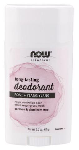 Image of Deodorant Stick Long-Lasting Rose + Ylang Ylang
