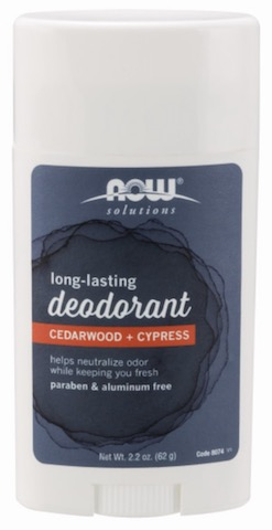 Image of Deodorant Stick Long-Lasting Cedarwood + Cypress