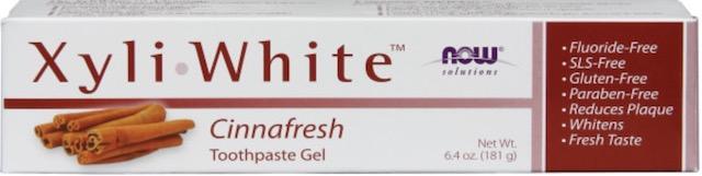 Image of XyliWhite Toothpaste Gel Cinnafresh