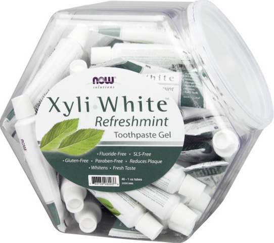 Image of XyliWhite Toothpaste Gel Refreshmint (in Bowl)
