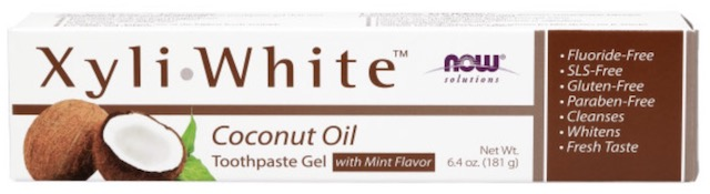 Image of XyliWhite Toothpaste Gel Coconut Oil