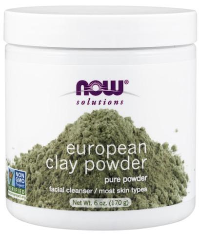 Image of Facial Care European Clay Powder