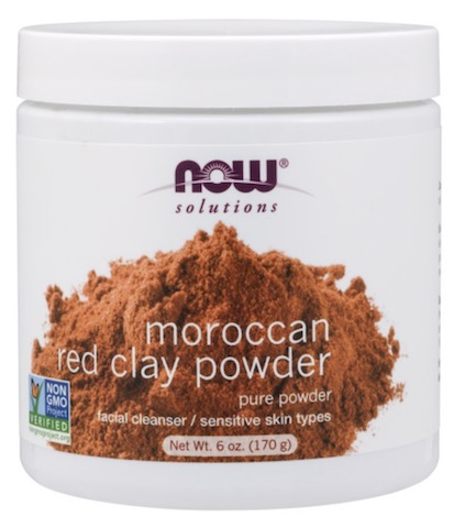 Image of Facial Care Moroccan Red Clay Powder