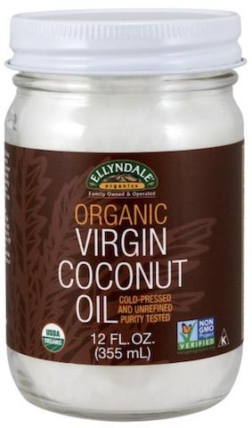 Image of Ellyndale Coconut Oil Virgin Organic