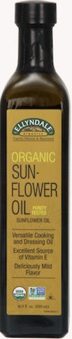 Image of Ellyndale Sunflower Oil Organic