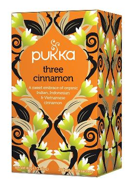 Image of Three Cinnamon