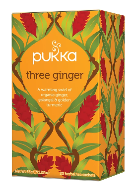 Image of Three Ginger