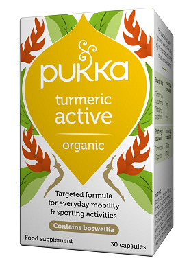 Image of Turmeric Active Capsules