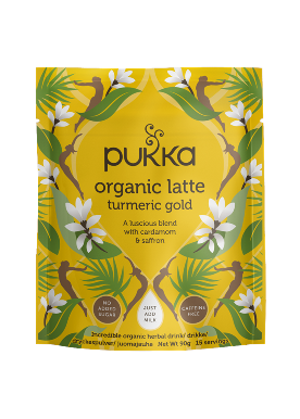 Image of Turmeric Gold Organic Latte