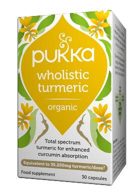 Image of Wholistic™ Turmeric Capsules