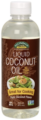 Image of Ellyndale Coconut Oil Liquid (for Cooking)